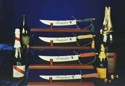Champagne Sword Collection